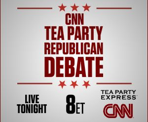 CNN and Tea Party Express