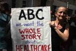 healthcare petition delivery at ABC news