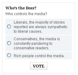 Who Controls the Media? Liberals... Conservatives... Rich People