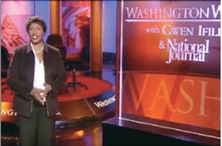 PBS Washington Week Gwen Ifill