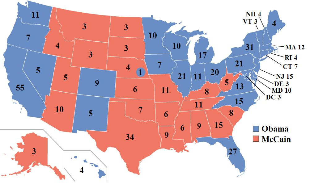 the electoral college not a fair Does your vote count the electoral college explained - christina greer 2,541,159  they believe the winner-take-all system is not fair.