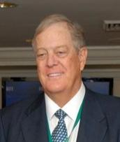 David Koch (cc photo: Fred Thompson)