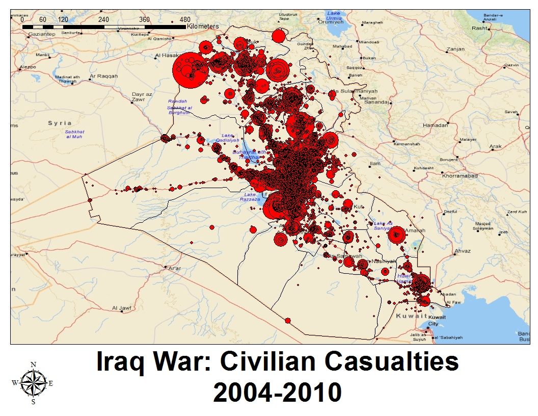 How Many Iraqis Died in the Iraq War? — FAIR