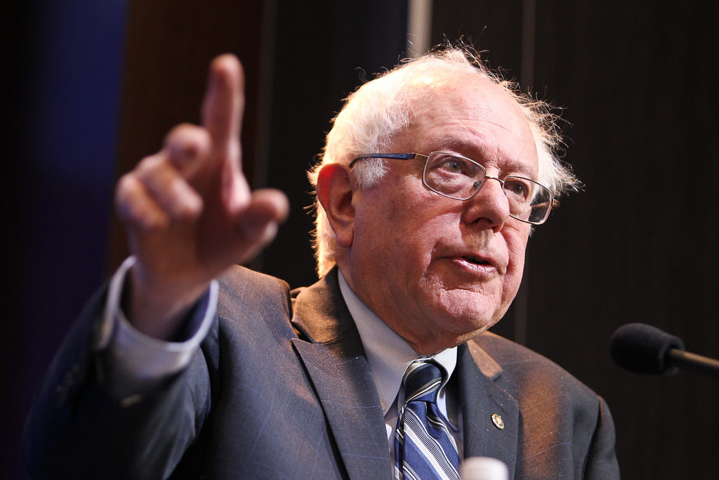 Bernie Sanders - Wikipedia