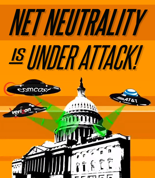 Free Press: Net Neutrality Is Under Attack