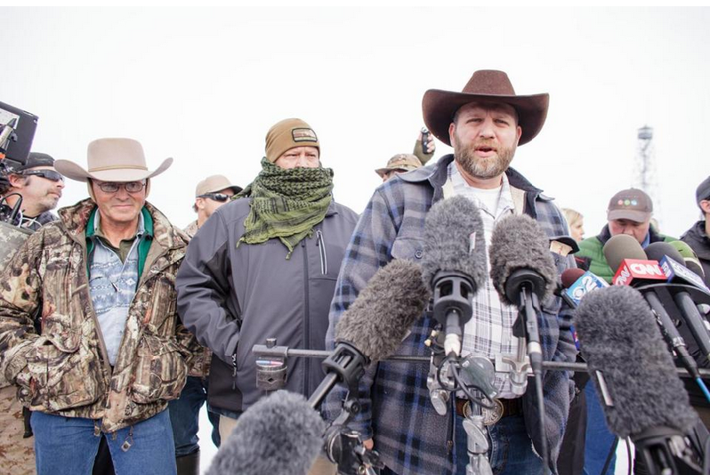 The Good, Bad and Ugly in Oregon Standoff Coverage