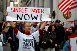 Single Payer Now! (cc photo: Michael Fleshman)
