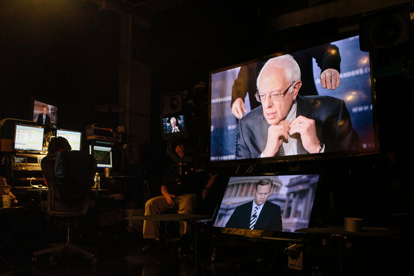 NYT Rebuke to Sanders' Media Criticism Just Illustrates His Point