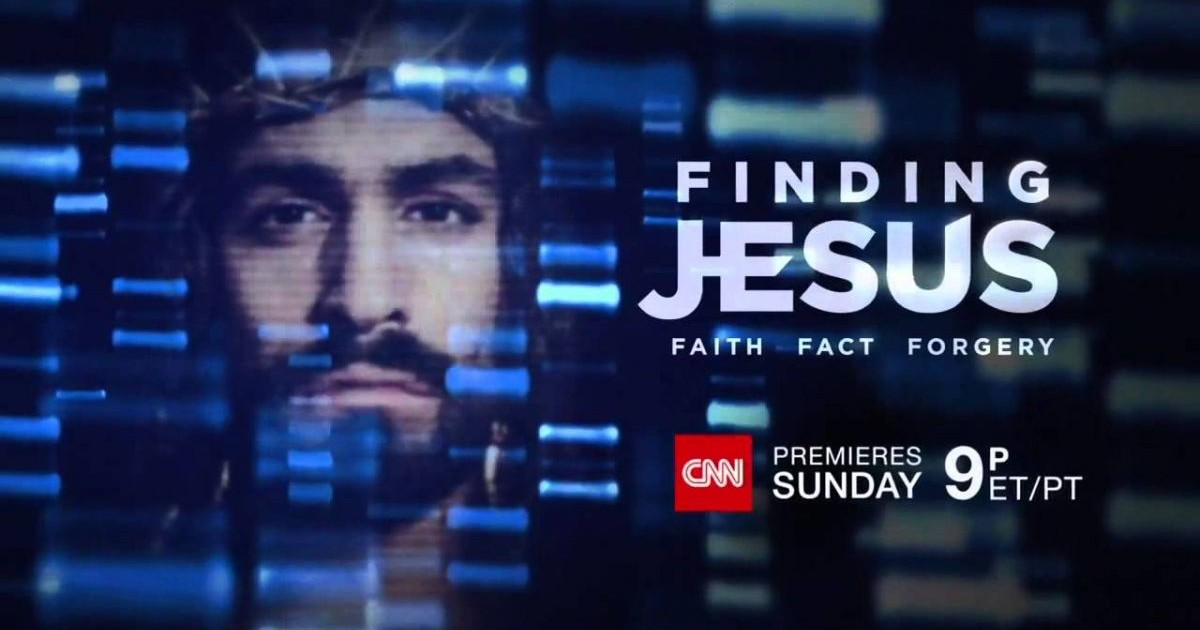 CNN: Finding Jesus