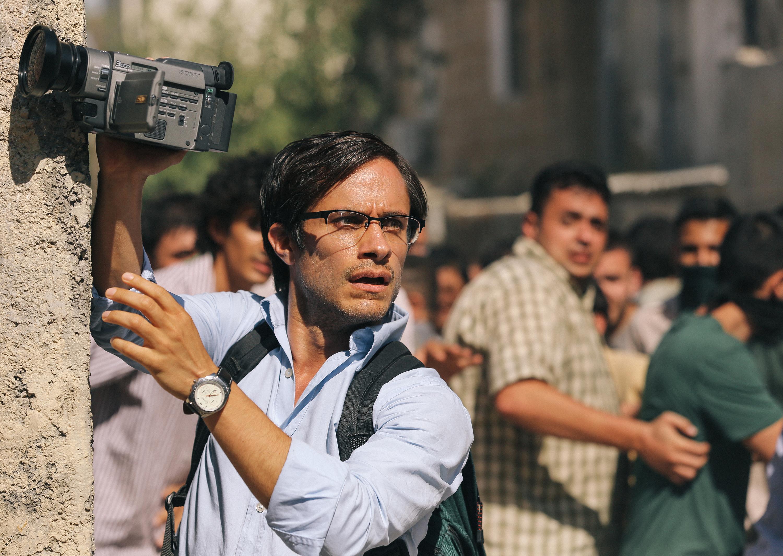 Gael Garcia Bernal as Maziar Bahari in Rosewater