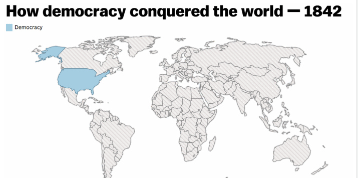 Vox's CIA-Backed 'Democracy' Standard Is OK With Slavery and Women Not Voting