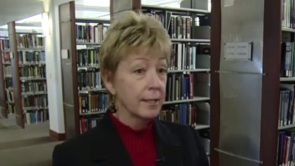 Marcia Gallo (image: Lied Library)