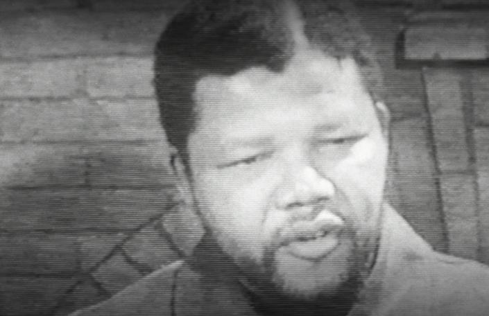 Nelson Mandela (image: New York Times)