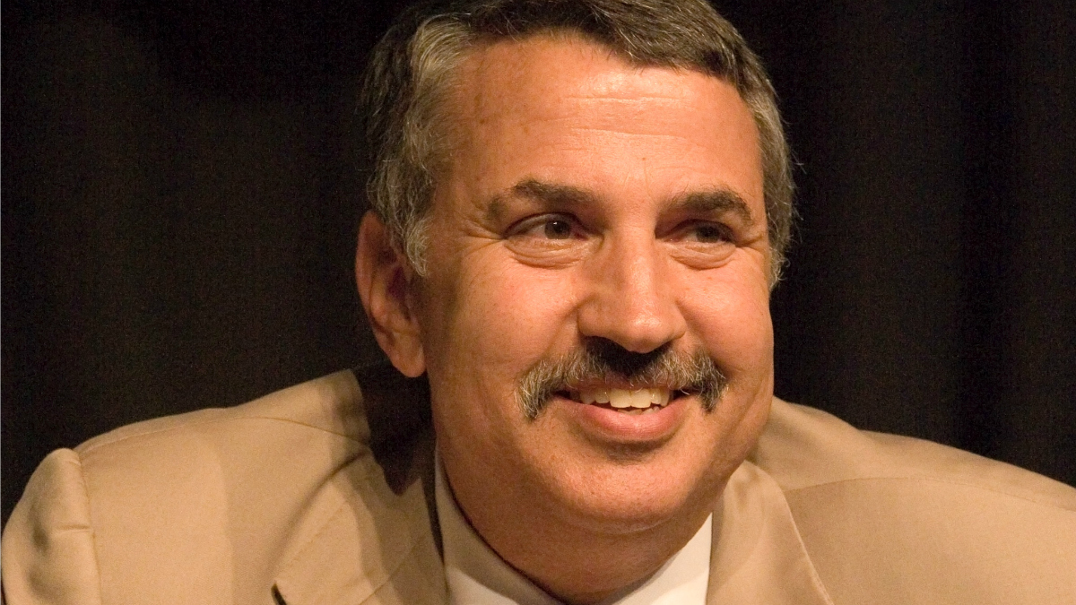 Thomas Friedman (cc photo: Charles Haynes)