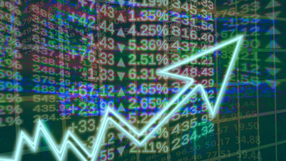 Stock market (image: geralt/Pixabay)