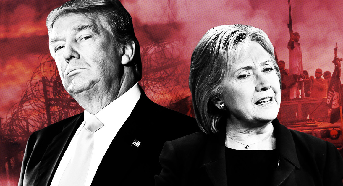 Media Ask Which Candidate Can Better Exploit Our Irrational Fear of Terrorism
