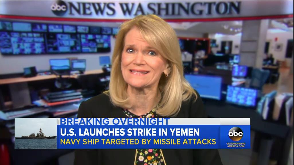 ABC: US Launches Strike in Yemen