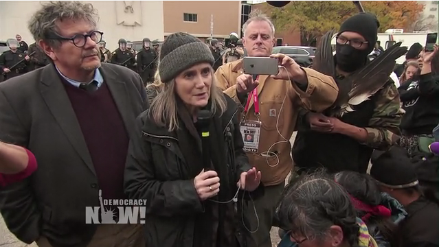 Charges Dropped Against Amy Goodman–No Thanks to Corporate Media