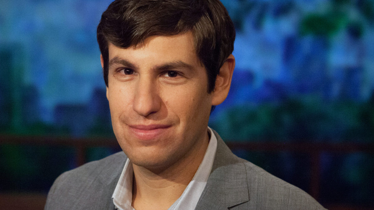 Ari Berman (image: BillMoyers.com)