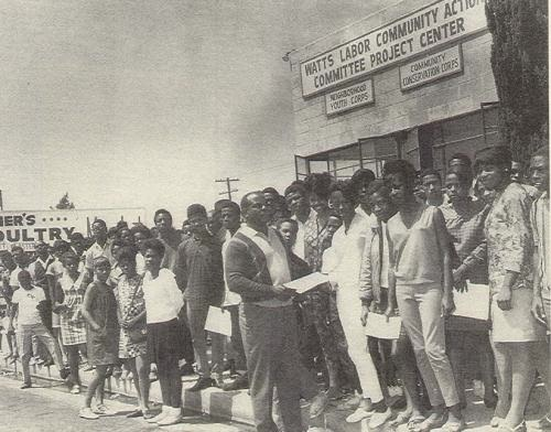 The Watts Labor Community Action Committee