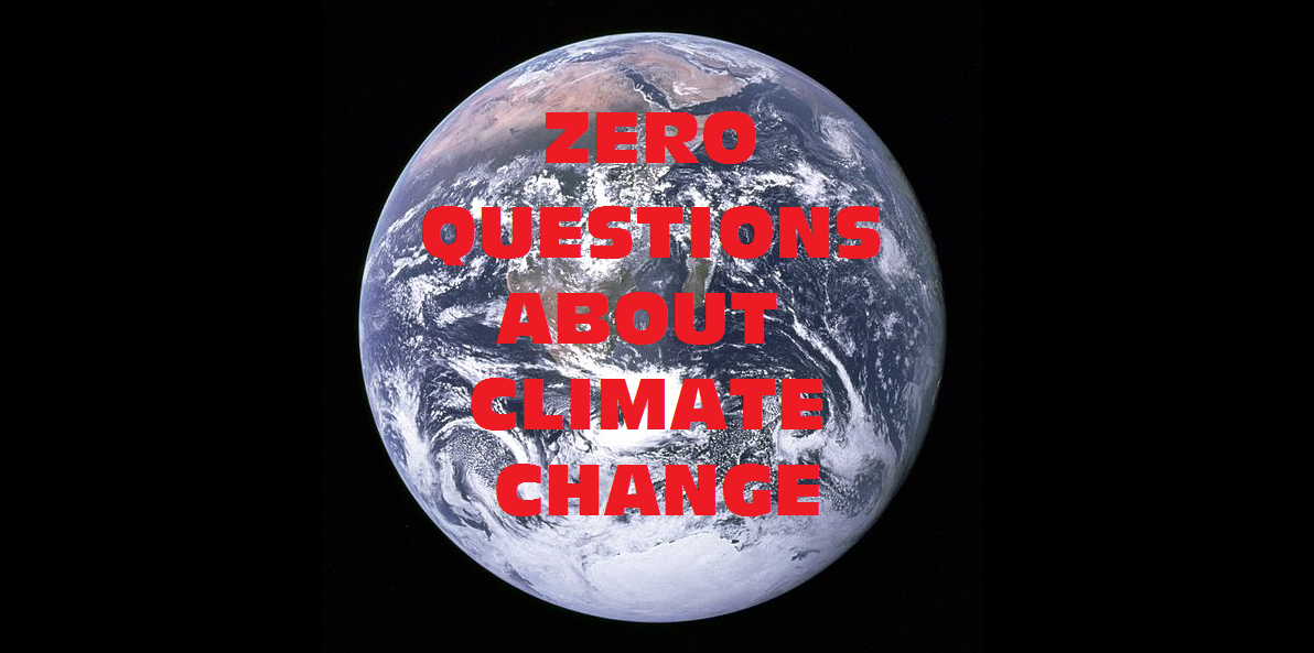The Debates Are Over, and No One Asked About Climate Change