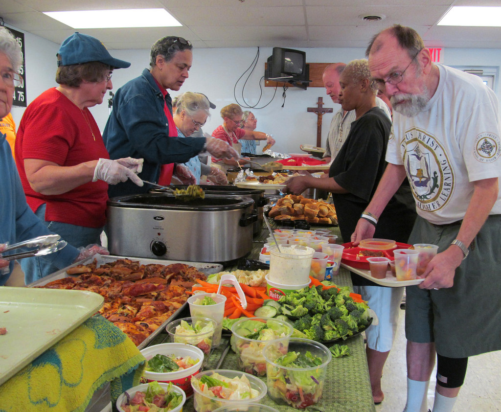 Volunteer Soup Kitchen Near Ashburn