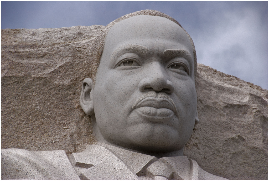 Martin luther king jr s role in