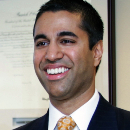 Ajit Pai (photo: FCC)