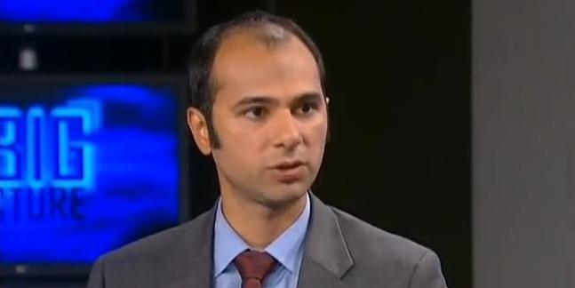 Amit Narang (image: RT)