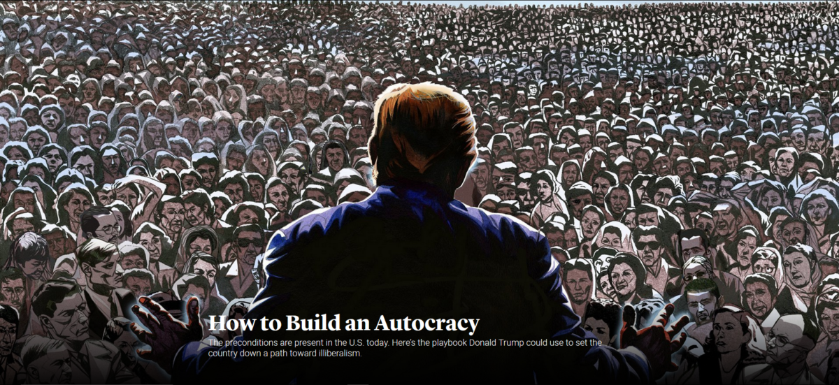 The Atlantic: How to Build an Autocracy