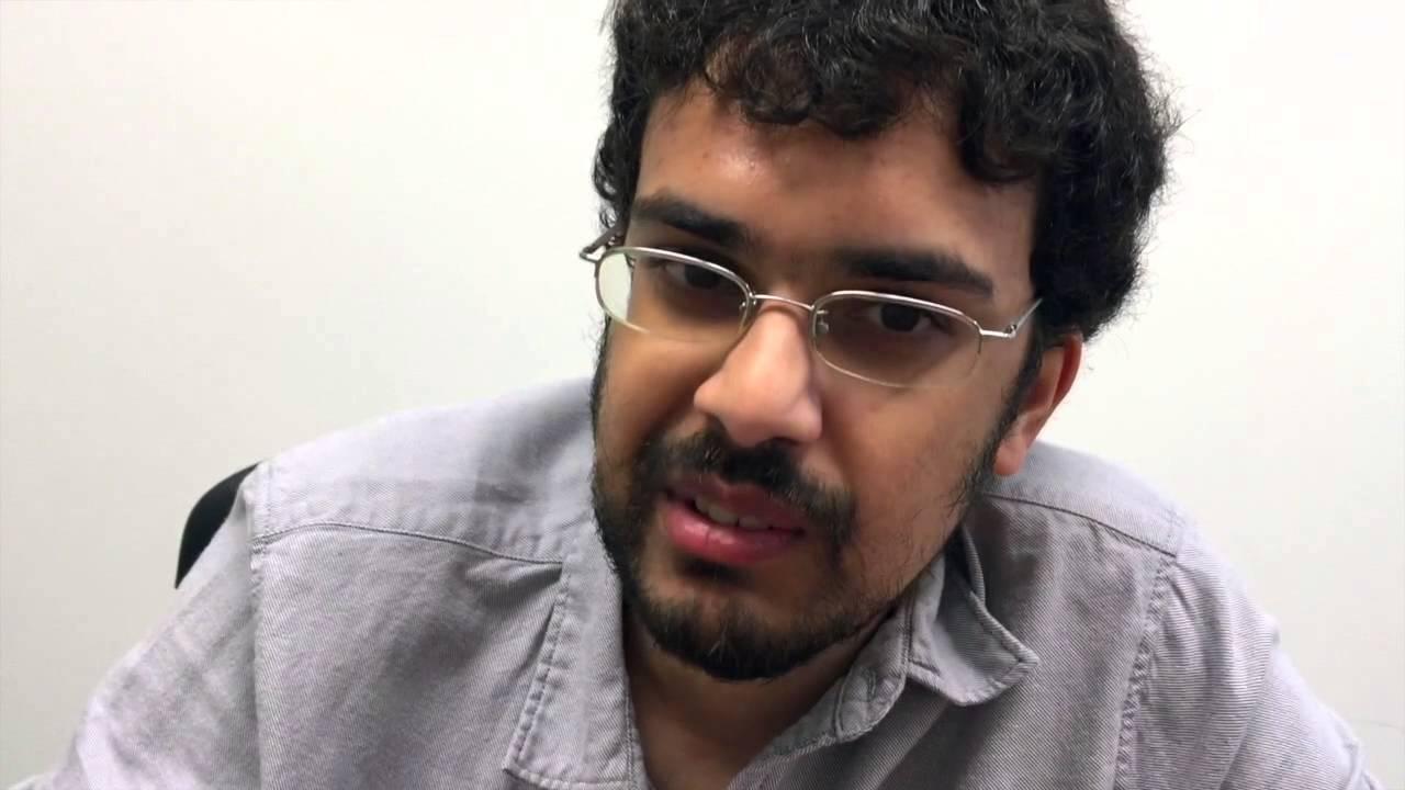 Zaid Jilani (image: Arn Menconi/YouTube)
