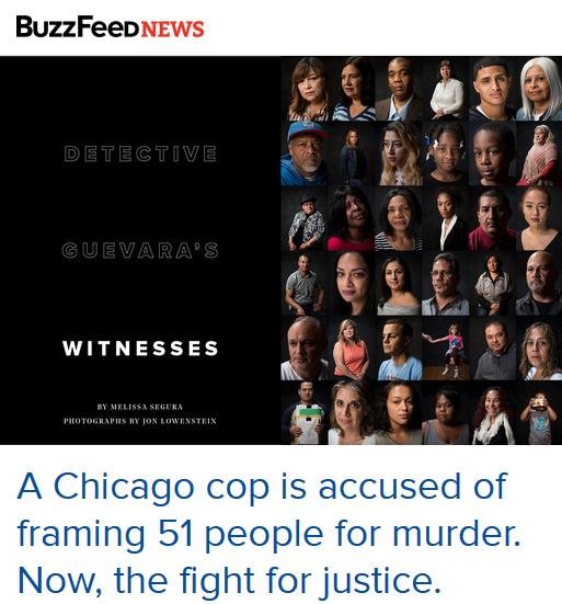 BuzzFeed: Detective Guevara's Witnesses