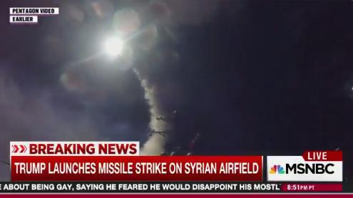 MSNBC: Tomahawk missile