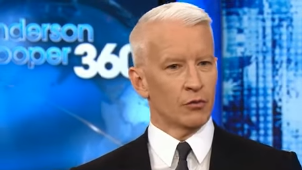Anderson Cooper on CNN
