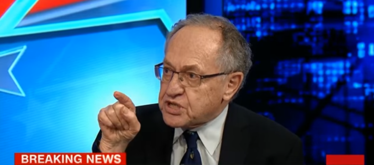 Alan Dershowitz on Anderson Cooper 360