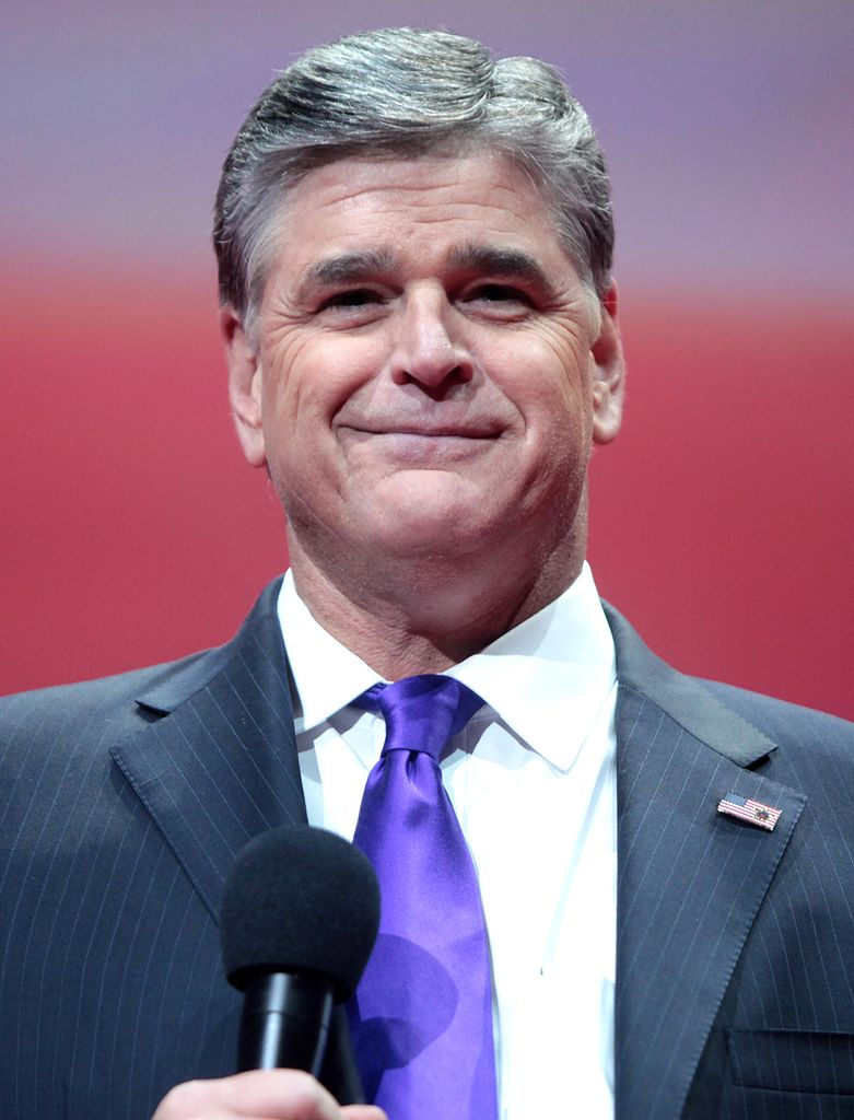 Is Hannity, the Last of the Longtime Fox Stars, Looking for the Door?