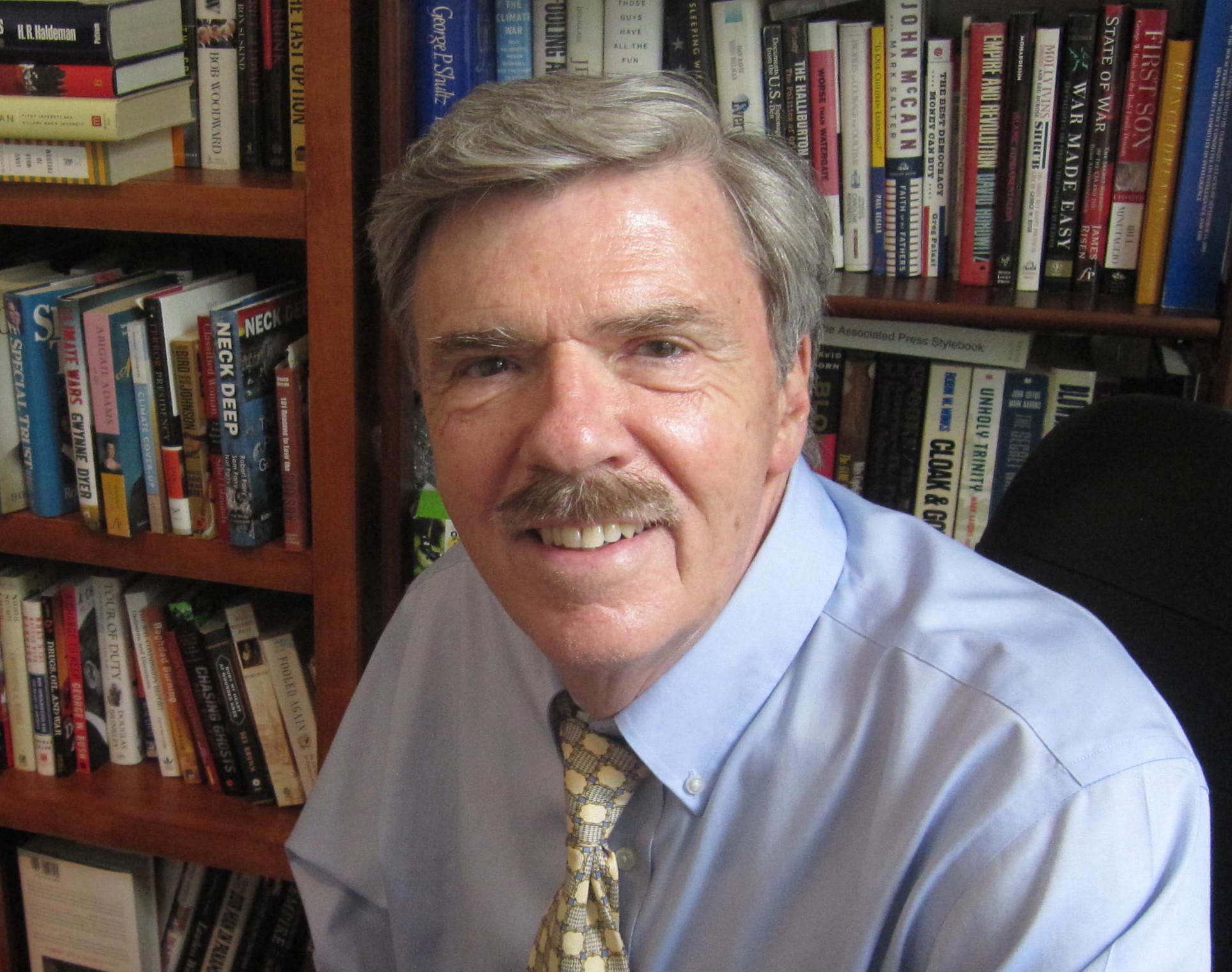 Remembering Robert Parry, a Believer in Journalism