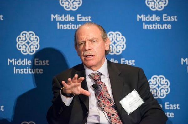 Gerald Feierstein (image: Middle East Institute)