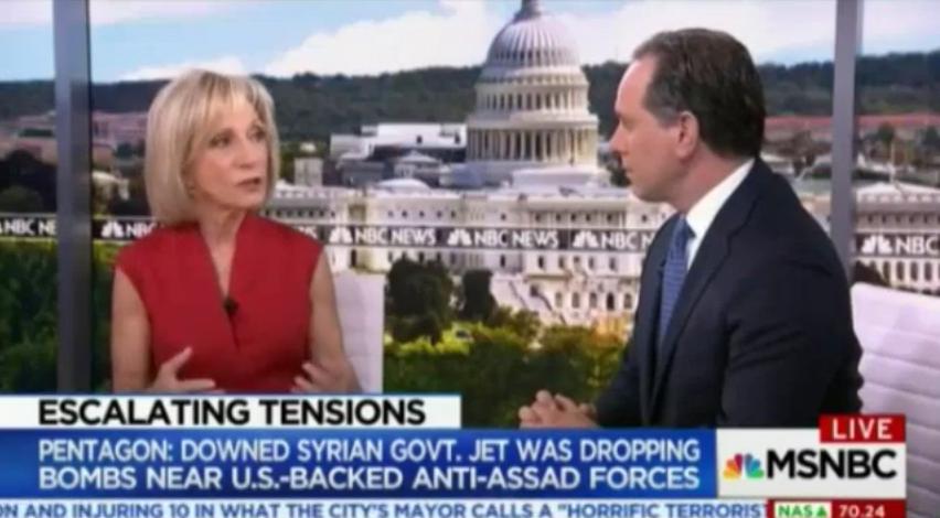 MSNBC: Escalating Tensions