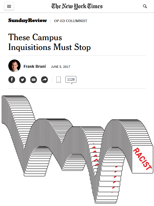 NYT: These Campus Inquisitions Must Stop