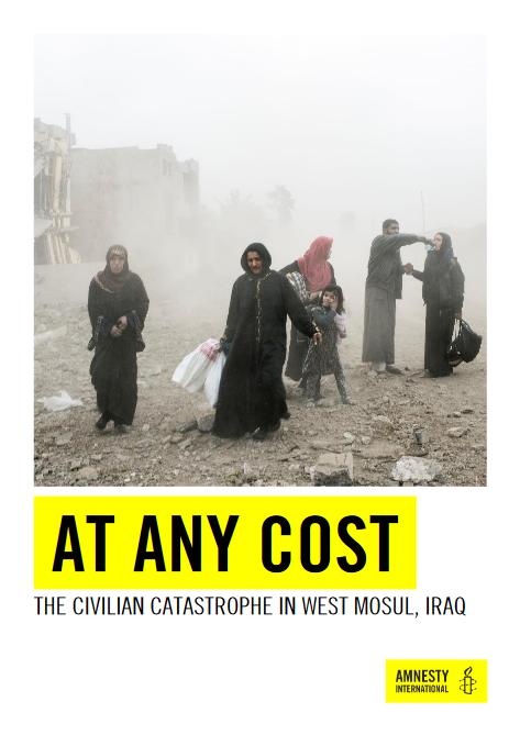Amnesty International: At Any Cost