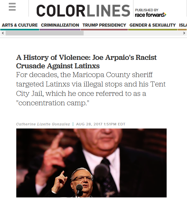 ColorLines: A History of Violence