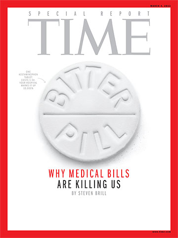 Time: Bitter Pill