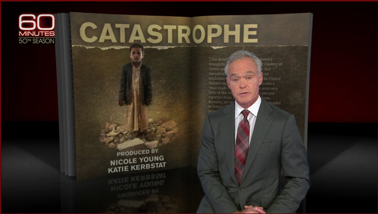 60 Minutes' Scott Pelley introduces Catastrophe