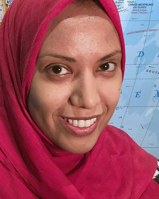 Shireen Al-Adeimi (image: BBC)