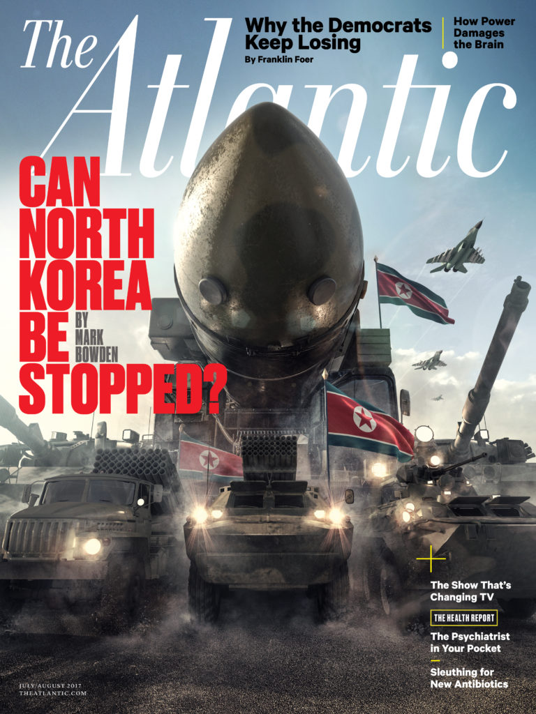 Atlantic: Can North Korea Be Stopped?