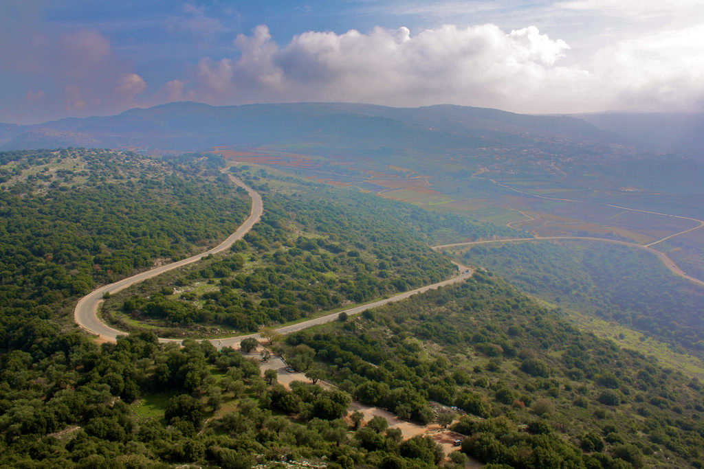 Golan Heights (cc photo: Kyle Taylor)