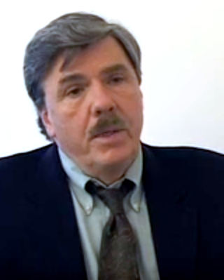 Robert Parry (image: Our Hidden History)