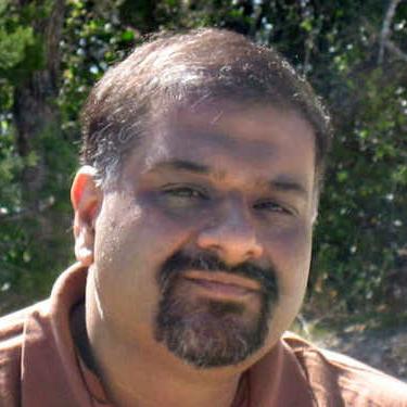 Journalist Rahul Mahajan