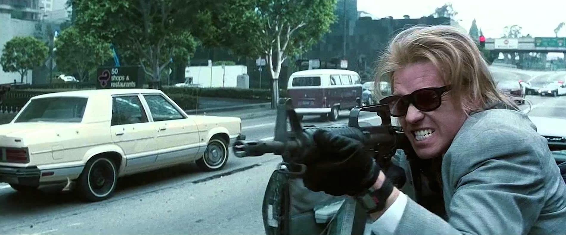 Val Kilmer in Heat